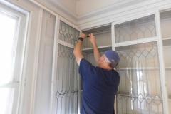 Repair of interior cabinet