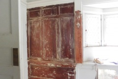 Lead paint stripping